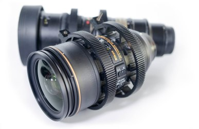 Nikon's latest VR 24-70mm ƒ2.8 Zoom lens