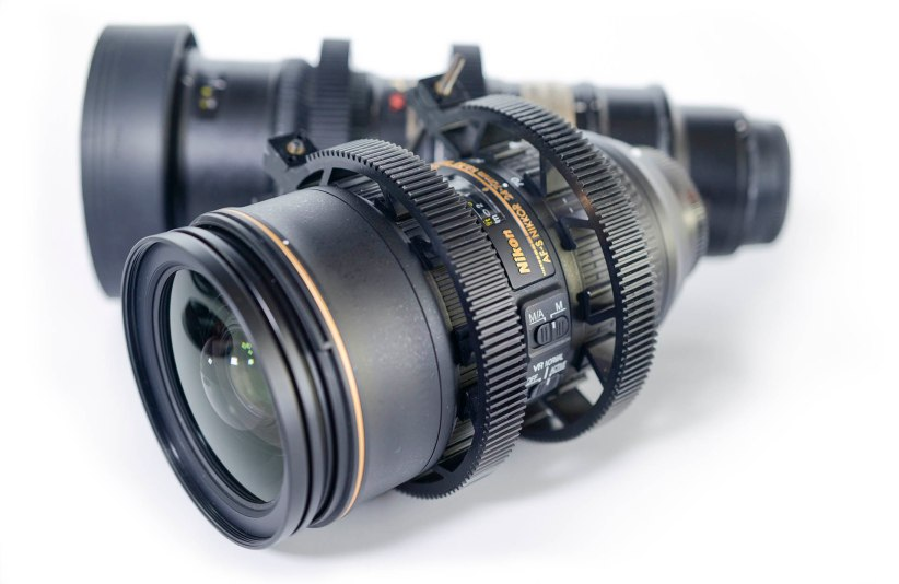 Nikon's latest VR 24-70mm ƒ2.8 Zoom lens