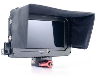 BlackMagic Video Assist monitor / HD recorder